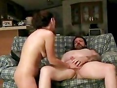 Biker Fucking His Milf Wife