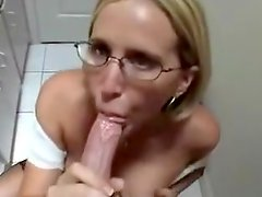 Schoolgirl roleplay wife