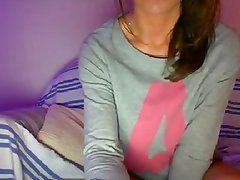 girl with orgasm on cam