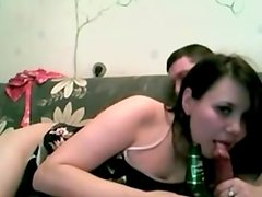 Drunk Couple Bed Sex