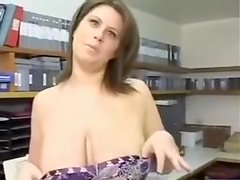 Breasty mother I'd like to fuck Engulfing Wang
