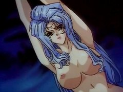 Monsters and bondage in kinky hentai porn