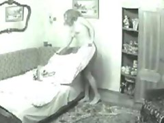 spying my mom fingering and cumming at home