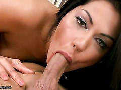 Redhead Cipriana is full of desire to