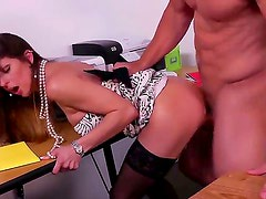 Rachel Roxxx has some sex fantasies to be