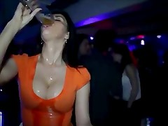 Busty Drink Beer - Big Boobs and Beer connect! DH