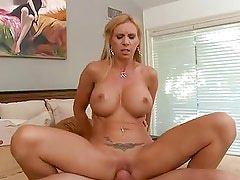 Awesome Brooke Tyler Is Rutted U...