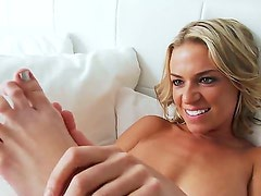 Britney Belle is one of the hottest blonde in