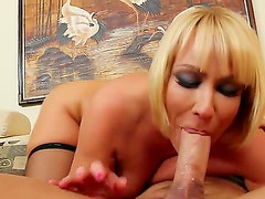 Johnny Castle loves to fuck cute milf blondes
