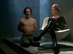 Latex Fetish in Femdom Video with Maitresse Madeline