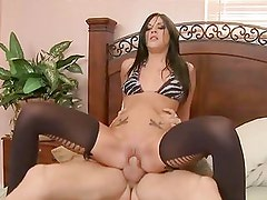 Sexy Hot Andy San Dimas Gets Her...