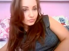 Hawt Dark Brown in Very Hawt Lengthy Livecam Show SEXY