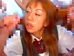 Young japanese is horny and eager