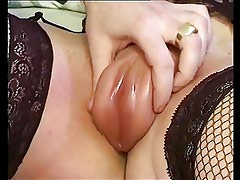 A Slut With Swollen Pussy Fucks With A Businessman