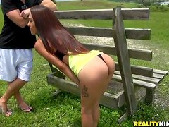 Crystal Lopez Is One Dirty Broad