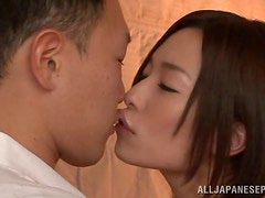 Japanese Secretary Gets Fucked By Her Boss!