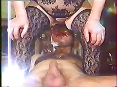 Mature Granny Gets Kinky and Freaky