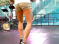 Now Those Are Legs! JRay513