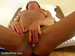 Fucked hard on a table