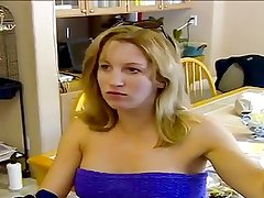 Asian Penis is much smaller than Western Cock: Blonde Escort