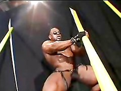 Kai Greene  (erotic dance clip)