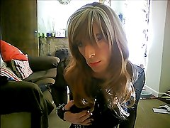 crossdress close up vid 6