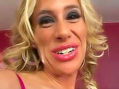 Hot milf slut laid by big cock
