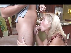 Busty awesome blowjob #11