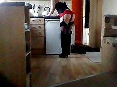 Amateur crossdresser 4