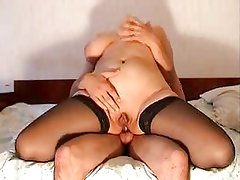 Granny with giant boobs love anal sex most of all