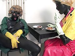 Two horny rubber housewifes 1 of 5
