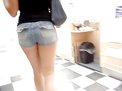 Candid Booty # 16