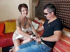 Catalya anal fucked by a stranger