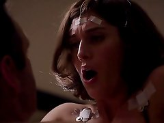 Lizzy Caplan Nude Orgasm Scene (HD) - Masters of Sex