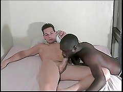 Justin Pays For A Black Blow