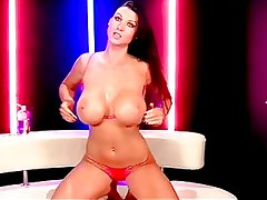 WebGirl - Alice Goodwin - Sexy Red Lingerie - nude