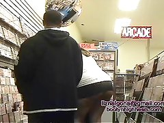 My hot video at the adult shop and Theatre