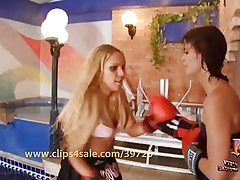 REAL FIGHT GIRLS BOXING CHAMPIONSHIP HOT BRAZILIAN BABES MF