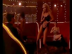 A very sexy lapdance from show girls