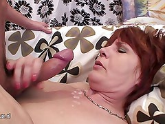 Mama gets fucked by the guy next door