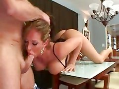 Dirty talking Pornstar fuck