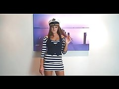 CATE H Naughty Sailor Girl - JOI