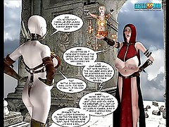 3D Comic: Langsuir Chronicles. Episodes 10-11