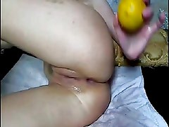 Rus. Homemade DOUBLE Anal FISTING! -Private-04-