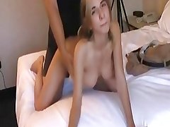 hot fuck and titfuck with cumshot in face