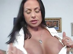 Perfect white mother loves fat black cocks