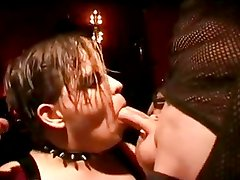 Big Tit Goth Teryn Fucked On Filthy Club Floor