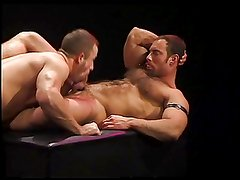 Eric Evans and Brent Banes