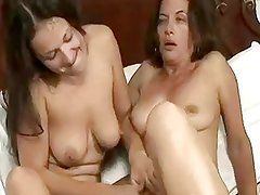 Mature and young lesbian II