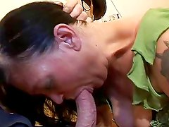 ANAL FOR A NASTY GRANNY
